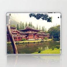 Byodo-In Temple/ Hawaii Laptop & iPad Skin