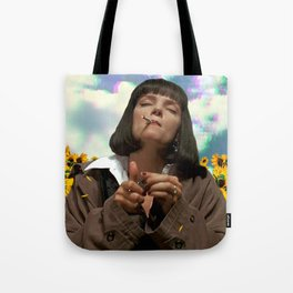 Someplace Else Tote Bag