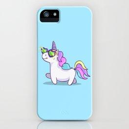 Fabulous Unicorn iPhone Case
