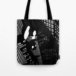 Night Spider  Tote Bag
