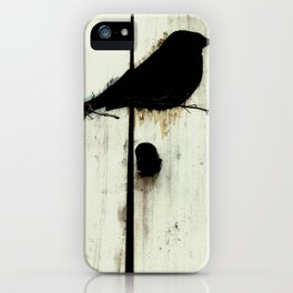 Early Bird - JUSTART © iPhone Case