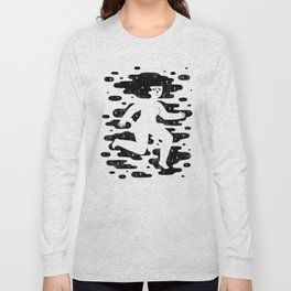 Escape to Another Dimension Long Sleeve T-shirt