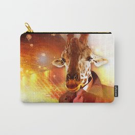 Be Nice to ANImals Carry-All Pouch