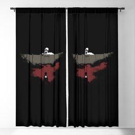 Attack on Titan V.1 Blackout Curtain