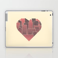 Heart of the City Laptop & iPad Skin