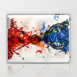 abstract alchemy Laptop & iPad Skin