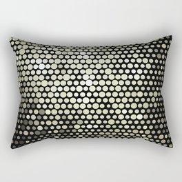 Dotted Galaxy Rectangular Pillow