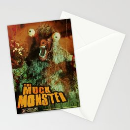 THE MUCK MONSTER Stationery Cards