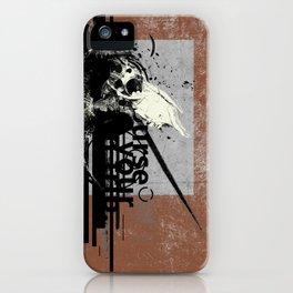 Many Grains of Salt iPhone Case