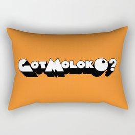 Got Moloko? Rectangular Pillow