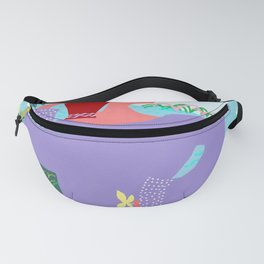 Girl with stamna Fanny Pack