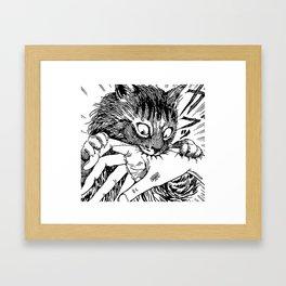 Menggg Framed Art Print