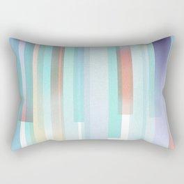 Rain Showers Rectangular Pillow