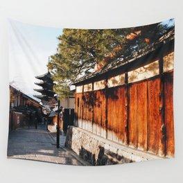 Kyoto Beauty Wall Tapestry