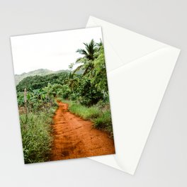 Road Less Traveled Stationery Cards