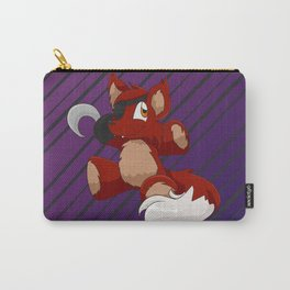 Foxie Plushie Carry-All Pouch