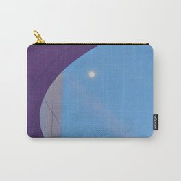 Lunar Curve Carry-All Pouch