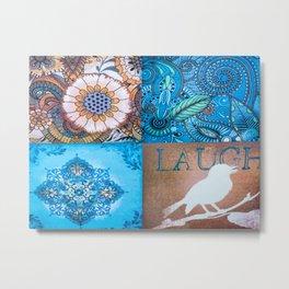Peace Of Nature Metal Print