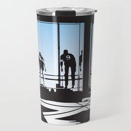 Ferris Bueller and Friends Travel Mug