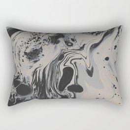 Big Empty Rectangular Pillow