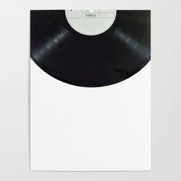 Music Vinil Poster