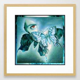 Silent Depth Framed Art Print