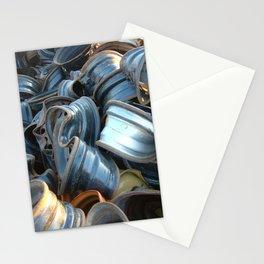 Junk Yard Wheels Stationery Cards