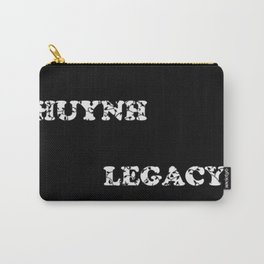 Huynh Legacy Scattered Leaves (Inverted) Carry-All Pouch
