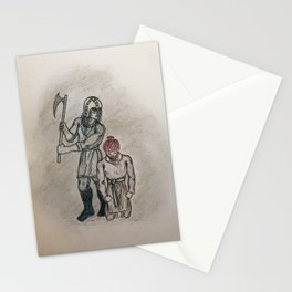 Gawain & the Green Knight Stationery Cards