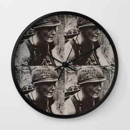 The Smiths - Meat is Murder Wall Clock
