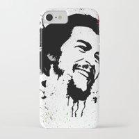 che iPhone & iPod Cases featuring Che by Cynthia Alvarez