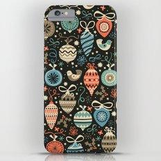 Festive Folk Charms Slim Case iPhone 6 Plus