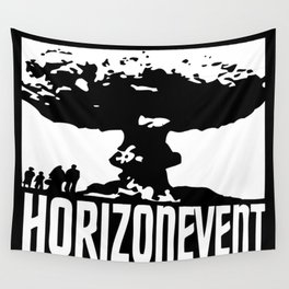 HORIZON EVENT Wall Tapestry