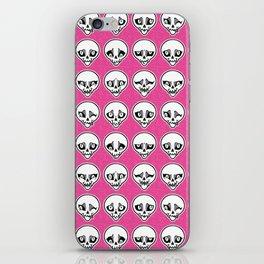 Skull Feels iPhone Skin