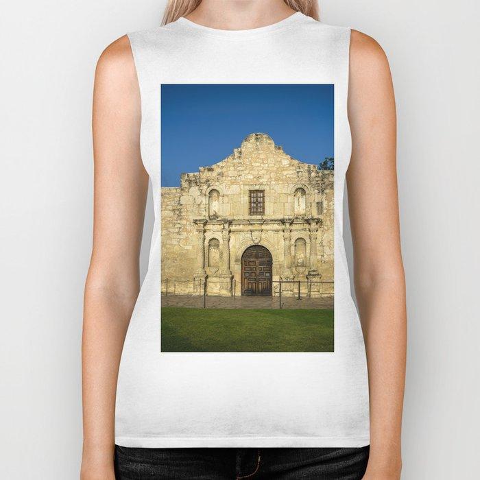 Empty Alamo Biker Tank