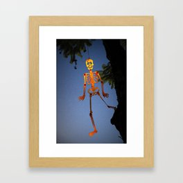 booo! Framed Art Print