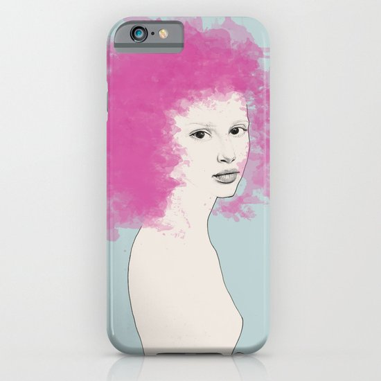 Anais iPhone & iPod Case