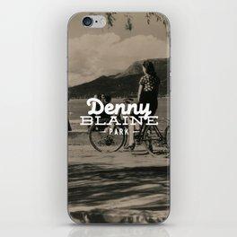 Denny Blaine Park iPhone Skin