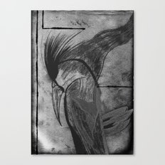 The Crow 00 Canvas Print