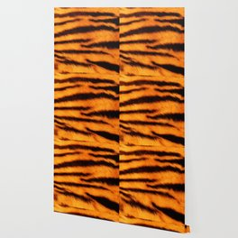 Tiger Print Wallpaper