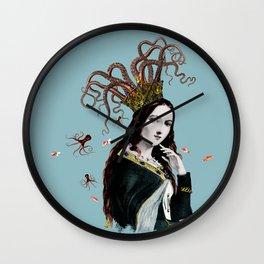 Sea Queen Wall Clock