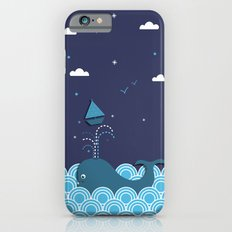 Ahab and the Whale iPhone 6s Slim Case