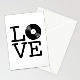 DISC LOVE Stationery Cards