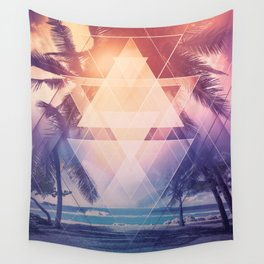 Summer Vibes Wall Tapestry