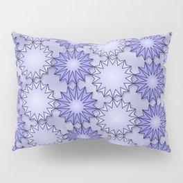 Fifteen Point Stars Pillow Sham