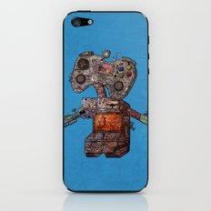 Gamebot iPhone & iPod Skin