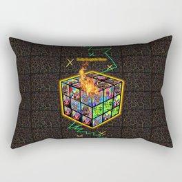 Let The Games Begin Rectangular Pillow