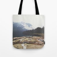 italy Tote Bags featuring Italy by Laure.B