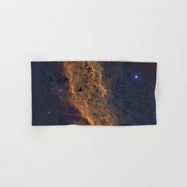 California Nebula Hand & Bath Towel