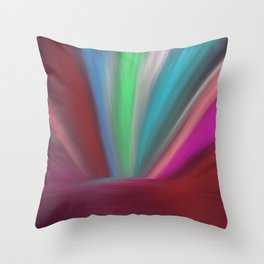 Light on Earth Throw Pillow